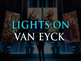 OMG! Lights on Van Eyck!